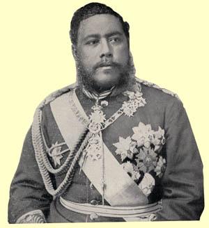 Rey David Kalākaua