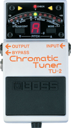 chromatic tuner tu 3 manual