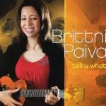 Brittni Paiva galardonada en Na Hoku Hanohano Awards