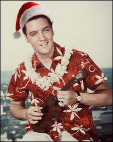 Elvis Ukelele Navidad