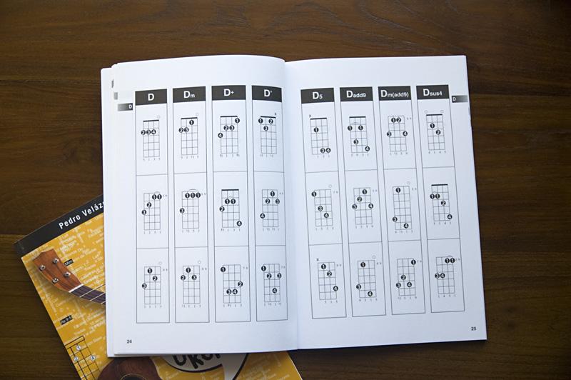 Ukulele Chord Finder de Hal Leonard